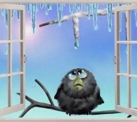 Лёд и сосульки в загадках для малышей и школьников
