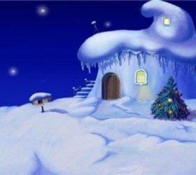 Зима в веселых загадках для малышей и школьников