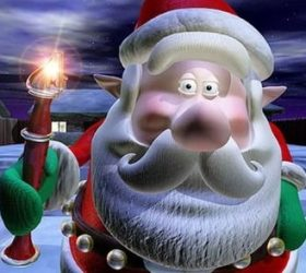К нам на ёлку — ой-ой-ой! - детские стихи про Деда Мороза