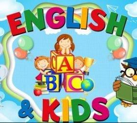 Английская азбука-считалка в стихах для детей