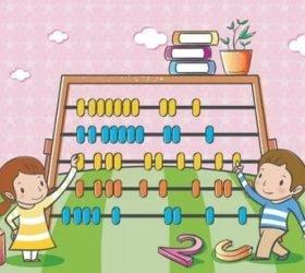 Математические задачки в веселых стихах для детей
