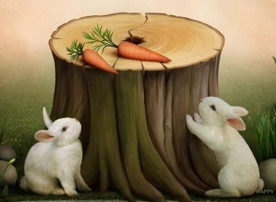 Кто девица из темницы? - загадки про морковь для детей