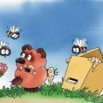 Стихи про Винни-Пуха для детей