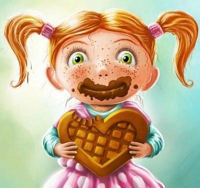 Загадки про шоколад, шоколадку