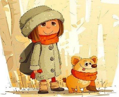 Готовимся к зимовке! - стихи про ноябрь