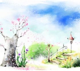 Апрель скворцов встречает с юга... - детские стихи про апрель