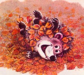 Дарит осень чудеса! — осенние стихи для детей