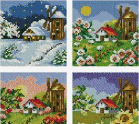 Календарные стихи-запоминалки для детей