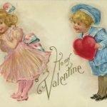 В Валентинов светлый день….