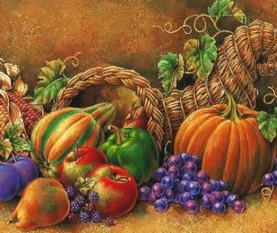 Славим мы наш урожай! - стихи и поздравления на Праздник Урожая для детей