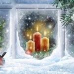 Загадки про морозный узор на окне