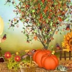 Овощной вокал - сценка на Праздник урожая