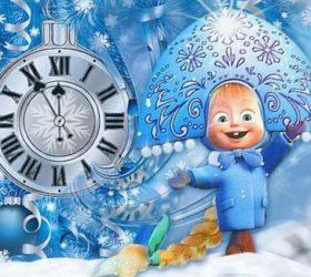 Новогодние загадки-обманки для малышей и школьников