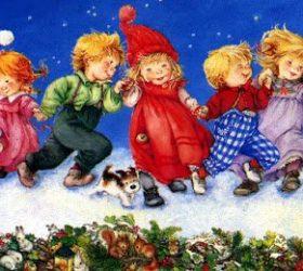 Новогодние шумелки и хлопалки для детей