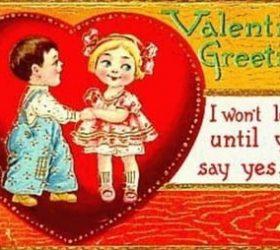 Валентинка для Кристинки — сценка на День св. Валентина
