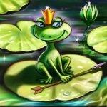 Стихи про Царевну-лягушку для детей