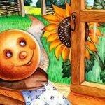 Сказки про Колобка в стихах для детей (часть 2)