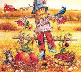 Все стихи про Пугало, Брэнд садово-огородный, В огороде пугало..., В шляпе — дырка., Для чего же, для чего в огороде чучело?, Жаловалось чучело..., Короткие стихи и загадки про Пугало, Кто здесь пугало дешёвое?!, Кто стоит там в огороде? Наряжалось пугало, Натянуло пугало штаны, Не стесняйся, налетай-ка, Не ходи на тот огород, Осанка безупречная (Конкурс), Оно всё лето веселило сад, Пугало мы наряжали, Пугало, как пугало... (Разговорчивое пугало), Разоделось пугало в модные одёжки, Самую раннюю, жёлто-медовую осень... (Фрося), Синичек Пугало пугало, Ситцевая блузка (Чучело), Стою как царь среди своих владений, У него – большая шляпа, У Пугало дел... (Гостеприимное Пугало), Часовой стоит на страже, Чурбачок лежал без смысла (Наташка), Чучело негодное...(Разговор с чучелом огородным), Шляпу старую (не жалко!), Я обитаю в огороде, Я — огородный сторож, стихи про сад, стихи про огород, стихи про сад для детей, стихи про огород для детей, веселые садовые стихи, веселые огородные стихи, прикольные стихи про пугало, детские стихи про пугало, стихи про пугало на праздник урожая, стихи про пугало на праздник осени, стихи про пугало на Хэллоуин, стихи про пугало для школьников, стихи про пугало для детского сада, стихи про пугало для взрослых, стихи для сценариев, стихи для осенних праздников, стихи летние, стихи про урожай, стихи про охрану урожая,