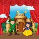 Сценки и сценарии - тематическая подборка для детей
