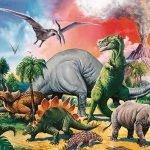 Динозавры - тематическая подборка