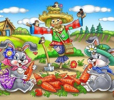 Сад-огород — тематическая подборка