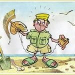 Археолог — детские стихи о профессиях
