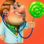 Доктор — детские стихи о профессиях