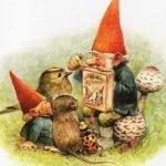 Короткие стихи про гномов для детей
