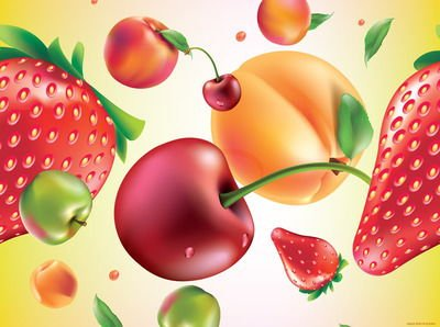 Загадки про фрукты и ягоды для детей