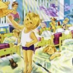 Тихий час в детском саду - стихи для детей