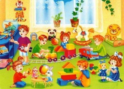 Наш любимый детский сад! — коллекция стихов