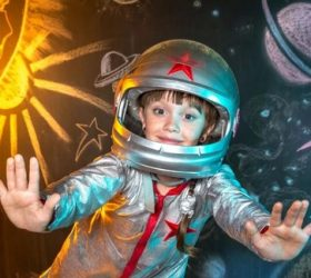 Игры и конкурсы для детей на День Космонавтики и другие праздники