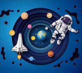 «Путешествие в космос» — сценарий большой командной игры для детей