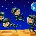 """""""Станем космонавтами!"""" - сценарий физкультурного праздника для детей  5-7 лет"""