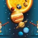 """Путешествие по Солнечной системе"""" - сценарий на День Космонавтики для детей 7-10 лет"""