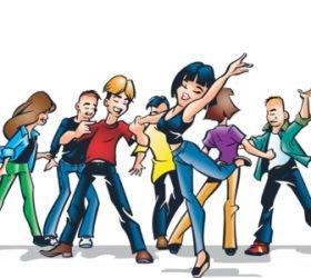 Первоапрельская дискотека — сценарий для школьников средних классов