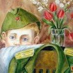 «Несовместимы дети и война…» - сценарий на День Победы для школьников