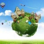 «Земля - наш дом родной!» - сценарий экологического праздника (субботника)  для школьников