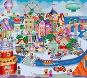 """""""Строить город мы решили!"""" - сценка в стихах для детского сада"""