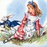 """""""Алиса в Стране Чудес"""" - сказочные стихи для детей"""