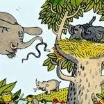 """""""Перевертыши"""" - веселая интеллектуальная игра для детей и школьников"""
