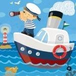 Речёвки, девизы и кричалки для морской смены летнего лагеря