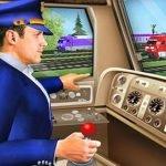 Железнодорожник — детские стихи о труде и профессиях
