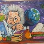 Учитель физики — переделки песен