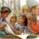 Воспитателей и няни в коротких стихах