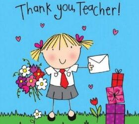 Учителю английского стихи и поздравления