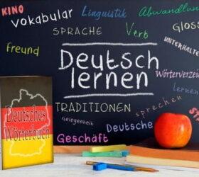 Учителю немецкого стихи и поздравления
